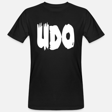 Udo Udo first name name male name - Men's Organic T-Shirt