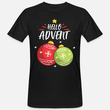 Advent Advent - Men's Organic T-Shirt