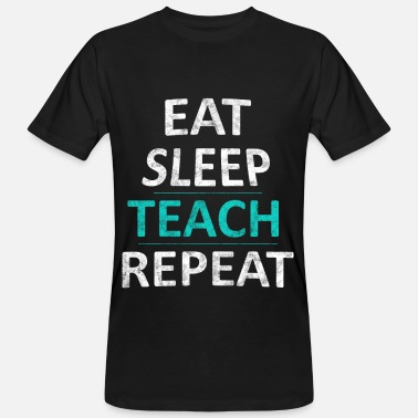Teach teaching - Men's Organic T-Shirt
