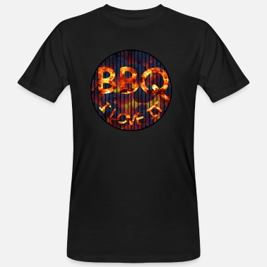 Bbq Season BBQ - Men's Organic T-Shirt