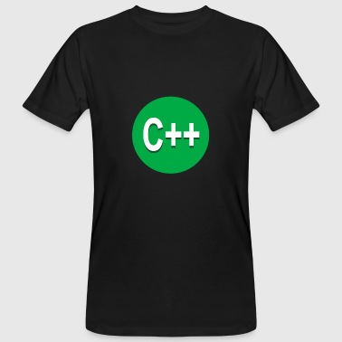 C Dos C ++ - Men's Organic T-Shirt