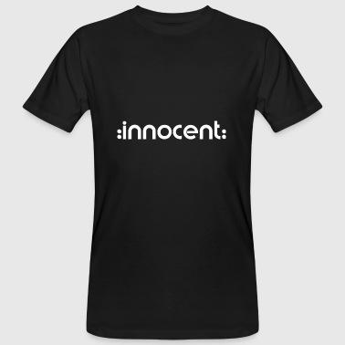 Innocent Emoji - :innocent: - Männer Bio-T-Shirt