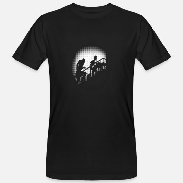 Murder Mystery Nosferatu - The Mystery Hunter - Men's Organic T-Shirt