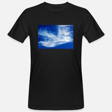 Blue Sky Blue sky - Men's Organic T-Shirt