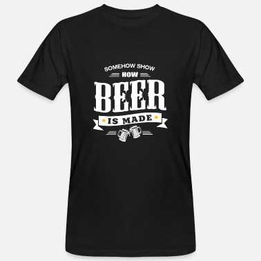 Brewery Beer brewery - Men's Organic T-Shirt