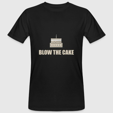 Blow out the candle! - Men's Organic T-Shirt