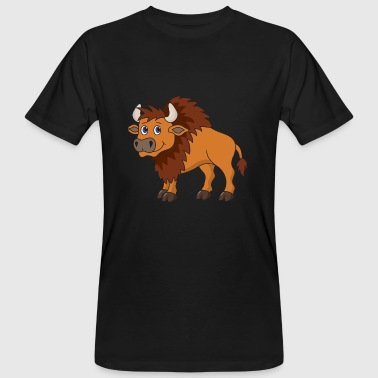 Bison buffalo - Men's Organic T-Shirt