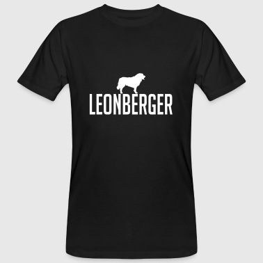 LEONBERGER dog - Men's Organic T-Shirt