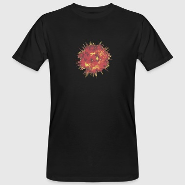 Fireball - Men's Organic T-Shirt