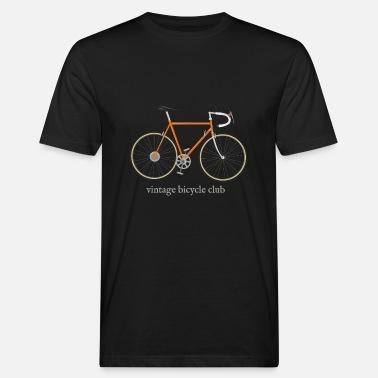 Vintage Bicycle Club - Men s Organic T-Shirt 5717af6c0
