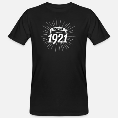 1921 Super sedan 1921 - Ekologisk T-shirt herr