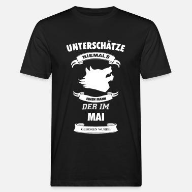 Man Verjaardag Kan Grappig Cool Gek Geschenk Mannen Premium T Shirt
