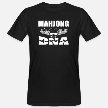 Mahjong MAHJONG - It's in my DNA - Men's Organic T-Shirt