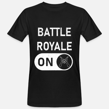 Battle Battle Royal - Ekologisk T-shirt herr