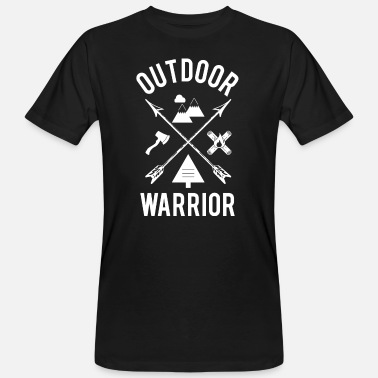 Warrior Outdoor Warrior - Männer Bio-T-Shirt