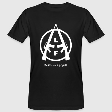 Animal Liberation Animal Liberation Front | UNITE AND FIGHT BIO MEN - Männer Bio-T-Shirt
