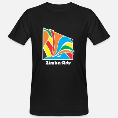 Fair Trade Zimba-Arts - Camiseta ecológica hombre