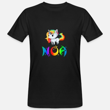 Noa Unicorn Noa - Men's Organic T-Shirt