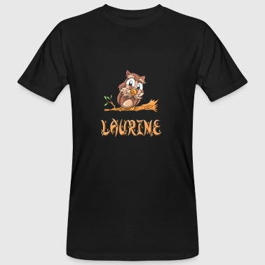 Laurine Chouette Laurine - T-shirt bio Homme