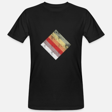 Rectangle rectangle - T-shirt bio Homme