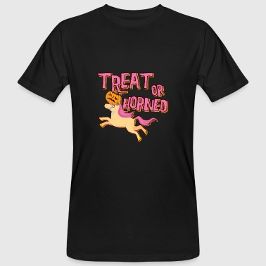 Spear Unicorn spears pumpkin - Men's Organic T-Shirt