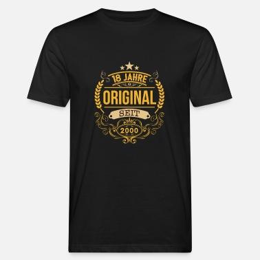 suchbegriff 39 18te 39 t shirts online bestellen spreadshirt. Black Bedroom Furniture Sets. Home Design Ideas