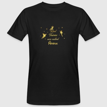 fairy fairies first name Anouk - Men's Organic T-Shirt