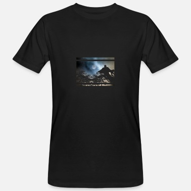 Midnight Midnight's Spirit - Ghost at midnight - Men's Organic T-Shirt