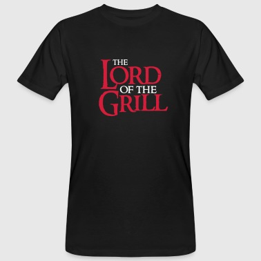 The Lord of the Grill - Men's Organic T-Shirt
