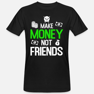 Money Dollar Sign Rich Millionaire Money Money Dollar Dollar Sign - Men's Organic T-Shirt
