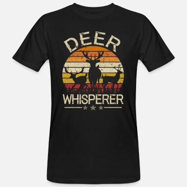 Deer Hunt Deer hunting hunter hunting - Men's Organic T-Shirt