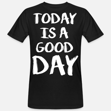 Bevrijdingsdag 2reborn Today Happy Fun Good day day wh - Mannen bio T-shirt
