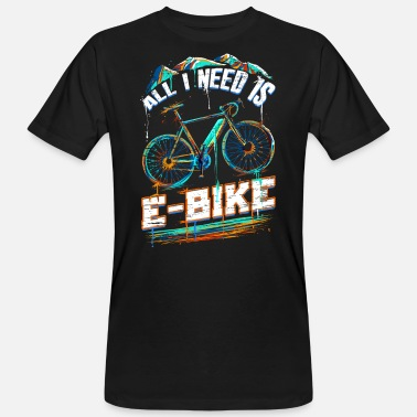 suchbegriff 39 mountainbike e bike 39 t shirts online. Black Bedroom Furniture Sets. Home Design Ideas