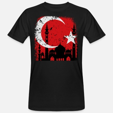 Turkey Turkey - Men's Organic T-Shirt