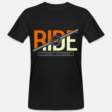 Pedale Ride On Emission Emotion RoB - Premium Shirt - Männer Bio T-Shirt