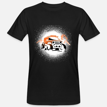 Suv SUVs - Men's Organic T-Shirt