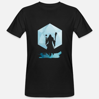 Dragons Legendary Mage - Dungeons and Dragons d20 - Men's Organic T-Shirt