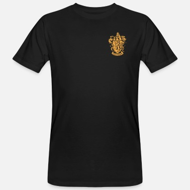 Harry Potter Gryffindor Coat of Arms small - Mannen bio T-shirt
