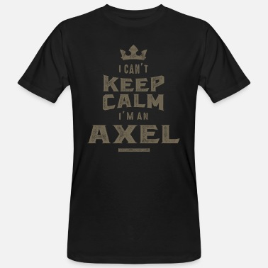Axel I'm an Axel - Men's Organic T-Shirt