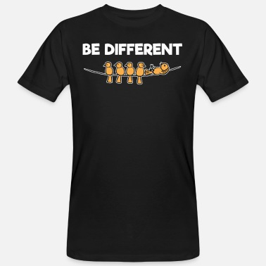 Eco Be Different - Men's Organic T-Shirt