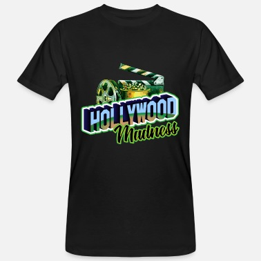 Wahnsinn Hollywood Madness - Hollywood Wahnsinn - Männer Bio T-Shirt