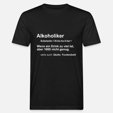 definition alkoholiker