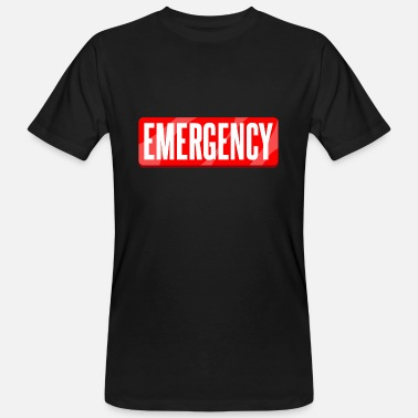 Emergency emergency - Men's Organic T-Shirt