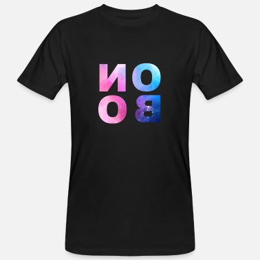 Noob Space NooB - Männer Bio T-Shirt