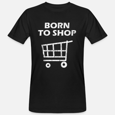 Shopping Cart Shopping cart - Men's Organic T-Shirt