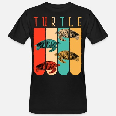 Turtle ocean - Men's Organic T-Shirt