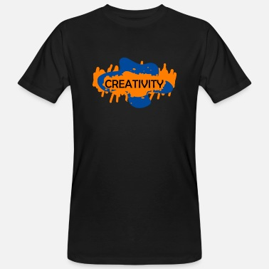 Creative creativity - Men's Organic T-Shirt