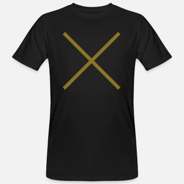 Crossed crossed - Men's Organic T-Shirt