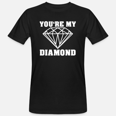 Diamond Supply diamond - Men's Organic T-Shirt
