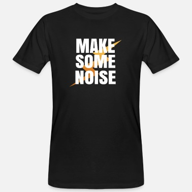 Somerset Make some noise - Men's Organic T-Shirt